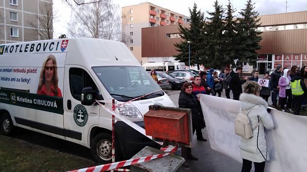 Předvolební boj Mariána Kotleby a jeho Lidové strany Naše Slovensko