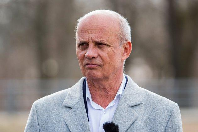 Kandidát na funkci prezidenta Michal Horáček navštívil 15.března 2017Jablonec nad Nisou.