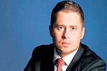 Ekonomický analytik Raiffeisenbank Aleš Michl