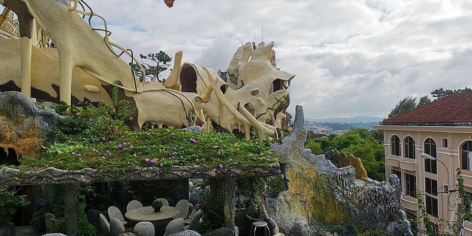 Bláznivý dům ve Vietnamu