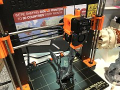 3D tiskárna Original Prusa i3 MK2 Multi Material