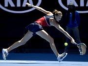 Karolína Plíšková na Australian Open.