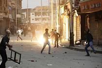 Nepokoje v Indii, ilustrační foto