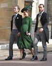Sestra vévodkyně Kate Pippa Middleton se svým manželem a bratrem