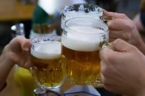 Pivo jako český národní nápoj - Ilustrační foto