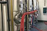 Pivovar, restaurace ahotel NaVývoji