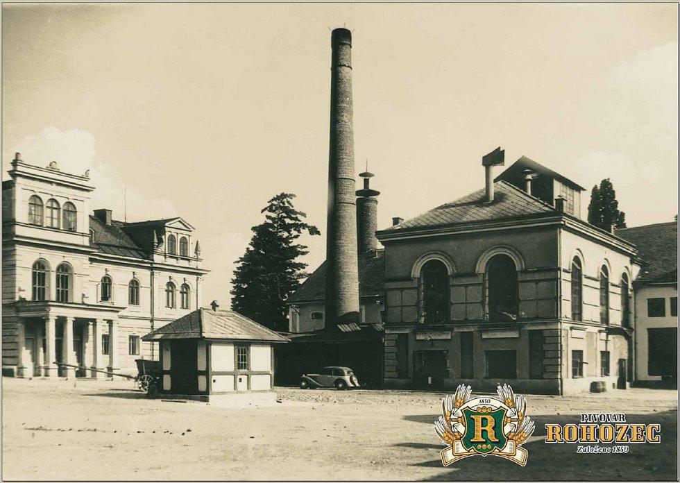 Pivovar Rohozec