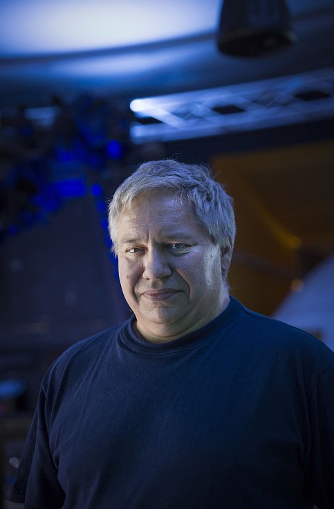 Profesor Petr Kulhánek.