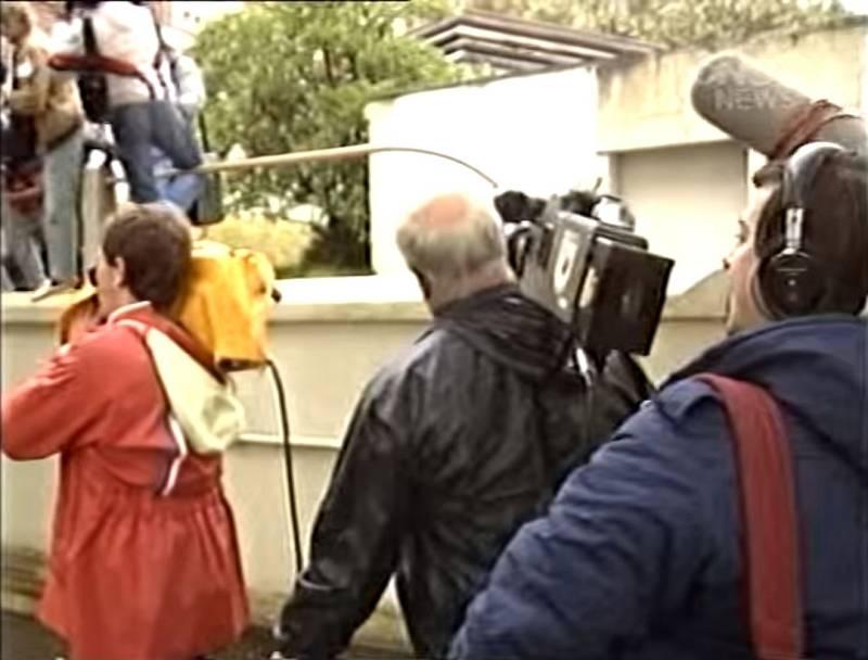Soud s francouzskými tajnými agenty, kteří loď odpálili, se těšil velkému zájmu médií