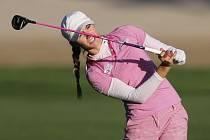 Klára Spilková na turnaji v Dubaji
