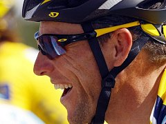 Lance Armstrong patří mezi vyhlášené časovkáře