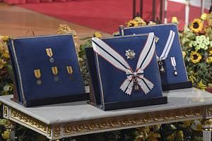 Řády a státní vyznamenání