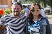 Ve druhé řadě seriálu Vinaři hrají i Leoš Noha a Jitka Čvančarová.