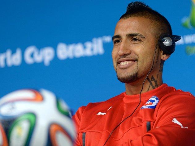 Manchester touží po Vidalovi z Juventusu