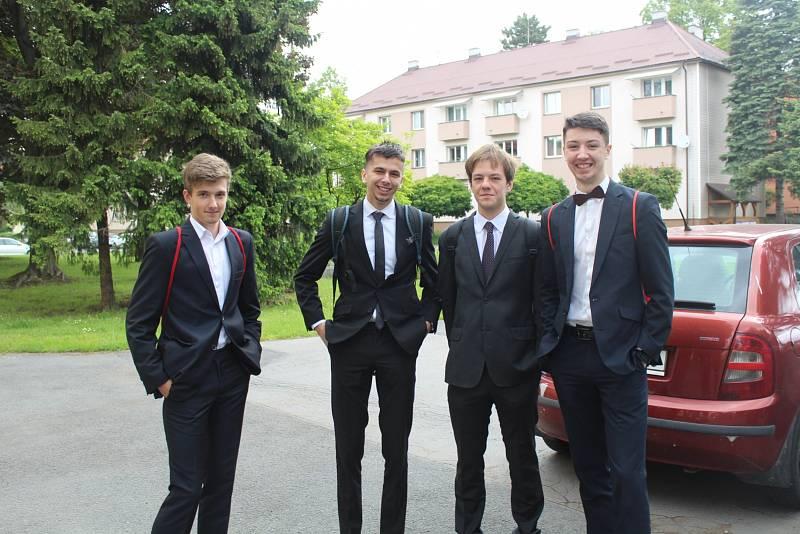 Maturity, Gymnázium Petra Bezruče, Frýdek-Místek