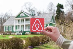 Ubytovací platforma Airbnb. Ilustrační snímek