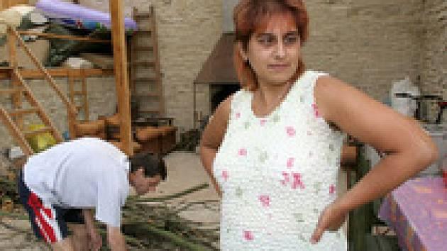 """""""Je to hodně práce, ale zpátky do ústavu bych nechtěla ani za nic,"""" říká Anna Giňová"""