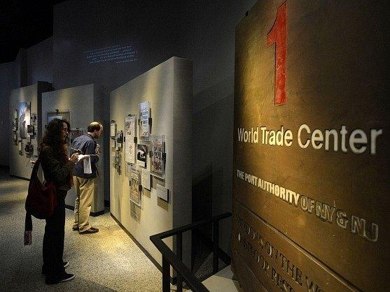 VNew Yorku se otevírá muzeum 11.září 2001.