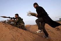 Nepokoje v Libyi.