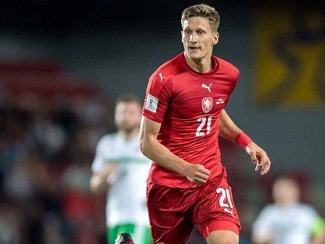 Milan Škoda v reprezentačním dresu