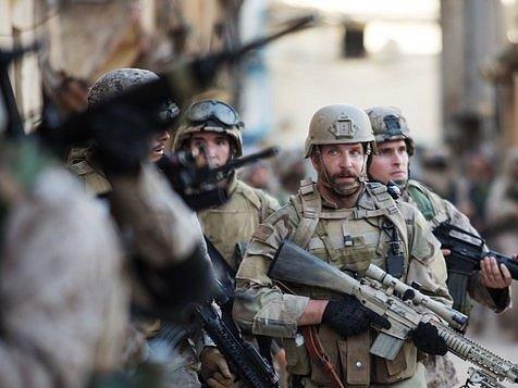 Z filmu Americký sniper.