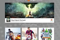 Služba Origin Access v podání Electronic Arts.