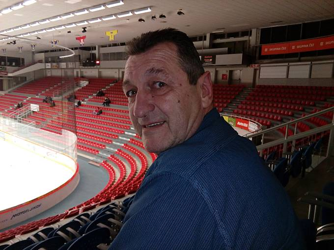 Hokej, seriál, OH 2018, hokejista Jaroslav Korbela, stříbro