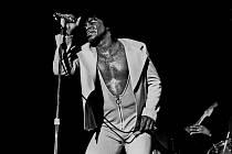 Vystoupení Jamese Browna v roce 1973.