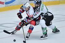 Mladá Boleslav - Pardubice: Tomáš Voráček a Patrik Poulíček