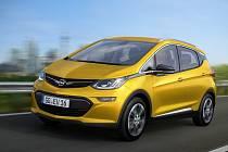 Opel Ampera-e.