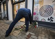 Vražda v drogerii v německém Kandelu