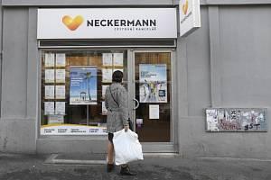 Cestovní kancelář Neckermann. Ilustrační snímek