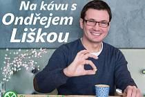 Přijeďte do Poděbrad na kávu s Ondřejem Liškou