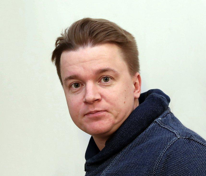 Scénárista Petr Kolečko