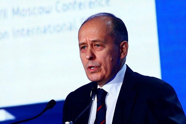 Ředitel Federální bezpečnostní služby Alexander Bortnikov