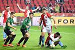 FORTUNA:LIGA3. kolo skupiny o titulSlavia Praha - FK JablonecFoto: Dalibor Durčák