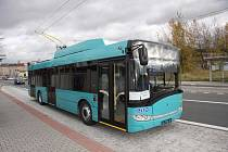 Škoda začala s dodávkou trolejbusů do Rumunska.