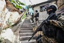 Elitní venezuelská policejní jednotka FAES