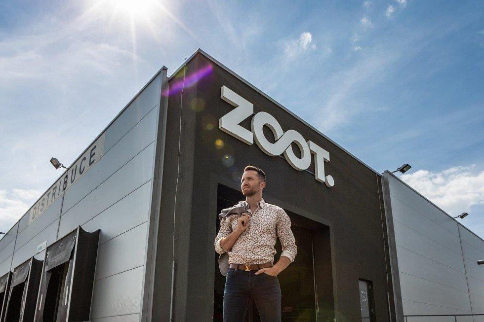 ZOOT CEO Milan Polák