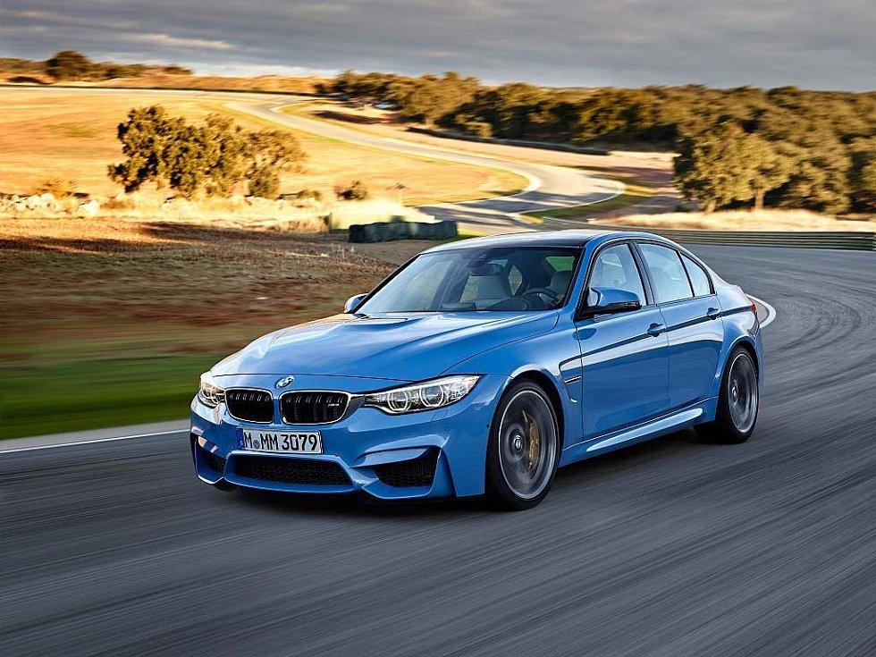 BMW M3 Sedan.