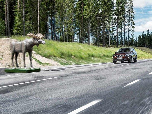 Volvo otevřelo jedinečný testovací areál AstaZero.
