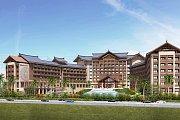 Prostory hotelu Wanda Realm Resort