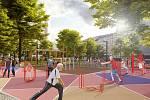 Projekt rekonstrukce stadionu Viktorie Žižkov