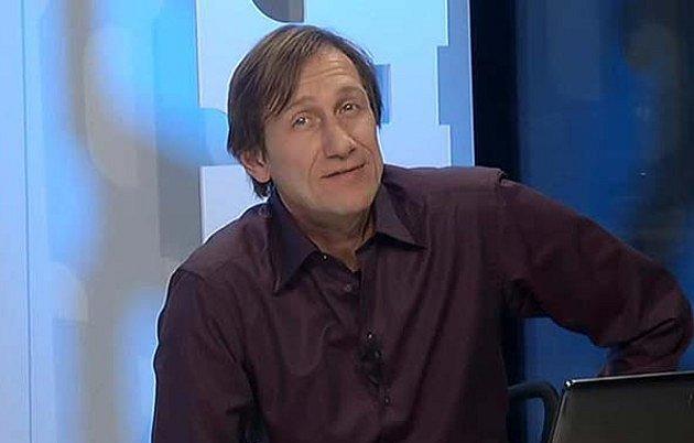 Jan Antonín Duchoslav jako moderátor