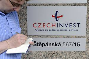 Sídlo agentury CzechInvest