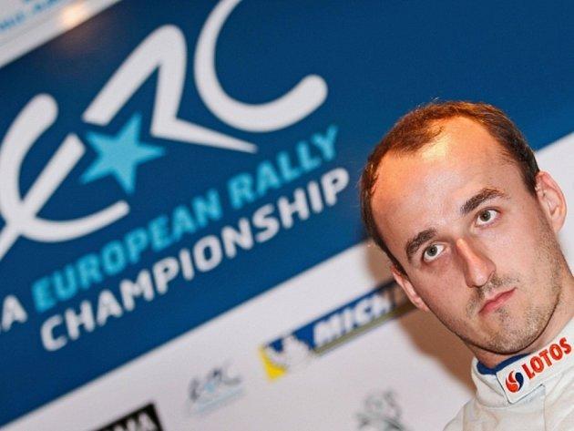 Bývalý pilot formule 1 Robert Kubica si vyzkouší rallye v elitní kategorii WRC.