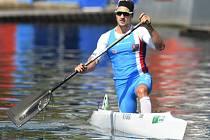 Martin Fuksa na olympijských hrách v Riu.