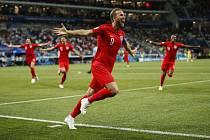 Anglii zachránila hlavní hvězda - kanonýr Kane