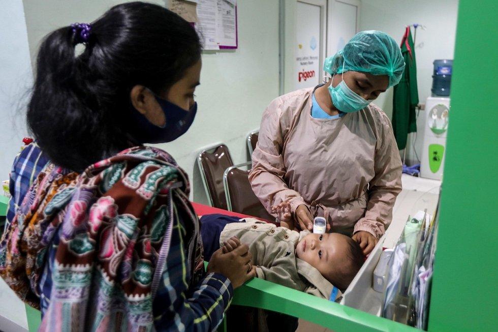 Koronavirus v Indonésii