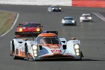 Český Aston Martin vyhrál Le Mans Series si jedou v Silverstone pro vítězství v celkovém hodnocení Le Mans Series.